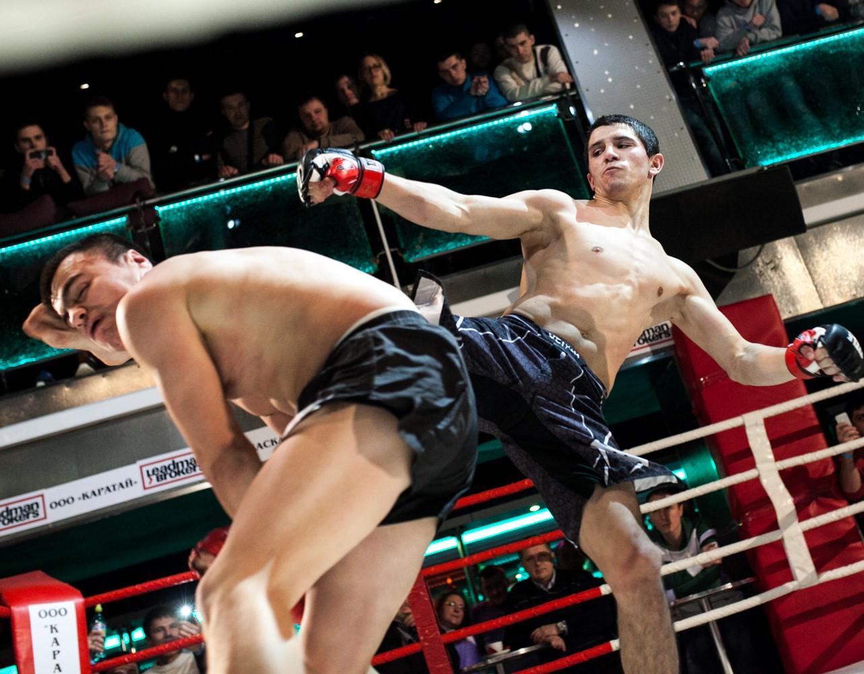 Тайский бокс в Москве
