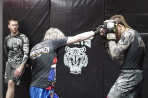 Групповые тренировки по единоборствам в Москве