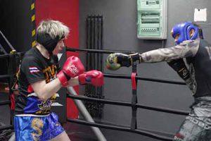 групповые тренировки по боевым искусствам - Tigris