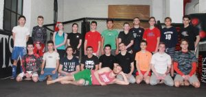 Тренировки по единоборствам. Клуб боевых искусств Tigris.