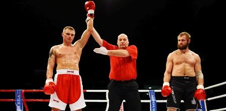 Тренер по боксу в Москве