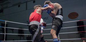 Тренировки по боксу вечером