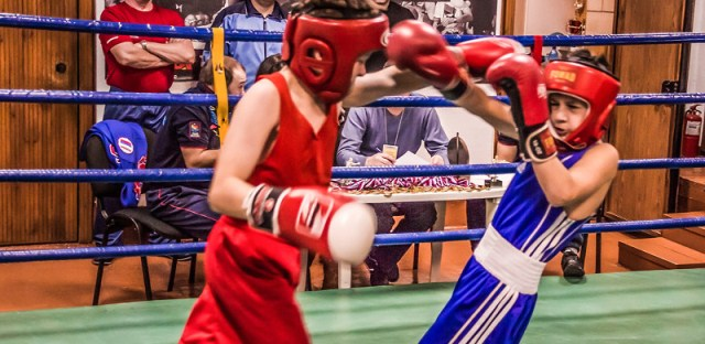 Тренировки по боксу для подростков