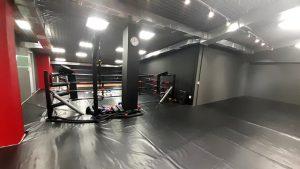 Tigris - школа боевых искусств.