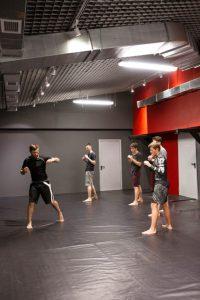Тренировки по боевым искусствам на Алтуфьево