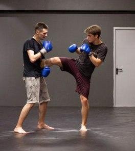 Тренировки по кикбоксингу в Москве. Район СВАО