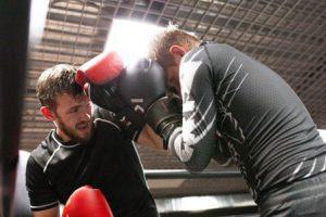 Тренировки по боксу в Москве. Район СВАО