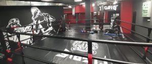 Бокс в Москве секция