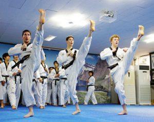 Тренировки по Тхэквондо в СВАО