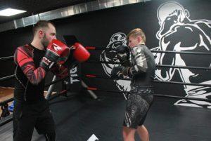Тренировки по Боксу СВАО
