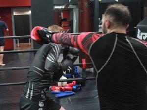 Секция - занятий по Боксу СВАО