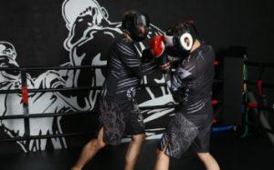 Спарринг по Боксу в клубе Tigris