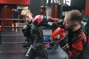 Тренировки по боксу на Алтуфьево в клубе Tigris