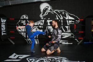 Тренировки по Детскому кикбоксингу в СВАО Алтуфьево