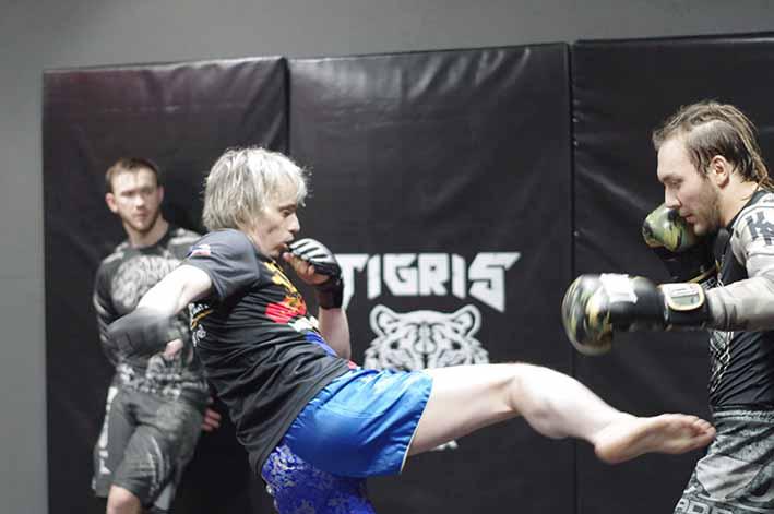 Тайский бокс на Алтуфьево
